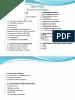 Presentacion Electronica Analogica