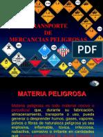 mercancias peligrosas