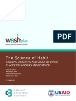 The Science of Habit