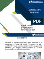 Gestion Financiera - Logistica
