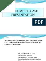 Cast Core Presentation