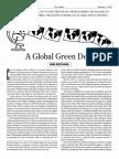 """A Global Green Deal,"" by Mark Hertsgaard"
