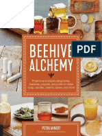 Beehive Alchemy - Projects and Recipes Using Honey, Beeswax, Propolis, And Pollen (Gnv64)