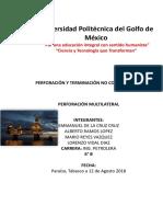 Perforación Multilateral UPGM