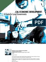 Strategic Local Economic Development - A Guide for Local Governments