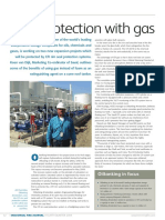 Talk Protection With Gas