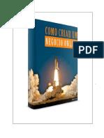 eBook Como Criar Negocio Online