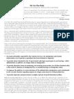 St. Joseph Parish, Seattle, Washington petition about U.S. immigration policy, August 2018