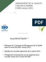 Explication Iso 9001v2015 Adaptee Aux Outils Qualite v2