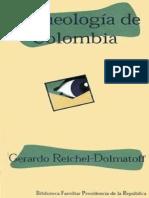 Arqueologia de Colombia - Gerardo Reichel Dolmatoff