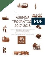 Agenda Teocratica 2018