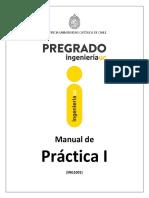 Manual Practica 1 (2009)