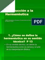 Hermeneutica Bibli