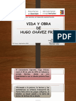 Vida y Obra de Chávez
