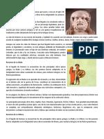 Biografia de Homero y Alejandro Magno