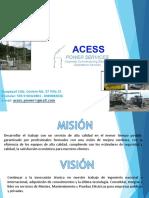 Brochure Acess Power