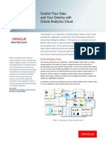 Oracle Analytics Cloud 3711629