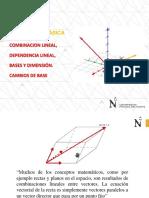S12 _ PPT Combinación lineal.pptx