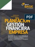 Planeacion de gestion financiera