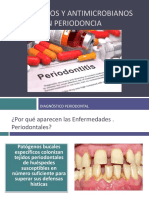 ANTIBIOTICOS PERIODONCIA