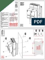 WEG CTM Dwb400 10004024165 Installation Guide English