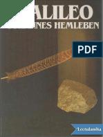 Galileo - Johannes Hemleben