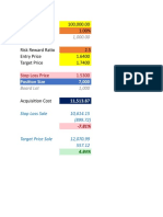 Calculator of PSE taxes updated