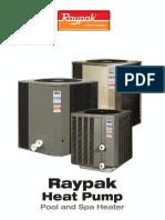 Ray Pak Heat Pumps
