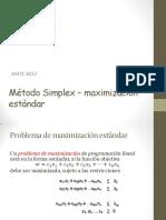 Simplex Max Estud