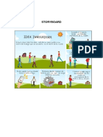 Storyboard y Encuesta