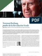 Científicos de la Revolución Verde