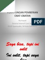 279412092-Perhitungan-Pemberian-Obat-obatan.pptx