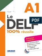Le DELF 100% Réussite A1 - Extrait