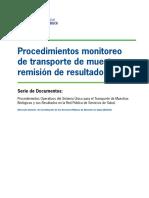 7 Procedimientos Monitoreo de Transporte de Muestras1