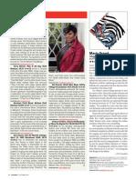 Downbeat Magazine 2018 Hindi Man Blues Review