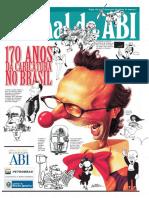 Jornal_20Anos Caricatura No Brasil