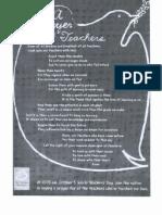 20101005 Prayer for Teachers BSA