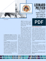 Political Prisoner Leonard Peltier Speaks Out from Prison (Part 1)