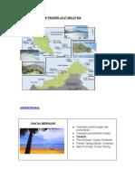 Bentuk Muka Bumi Pinggir Laut Malaysia