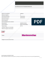 manteconchas