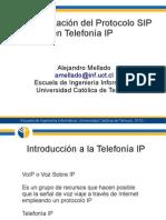 Telefonia IP Con SIP