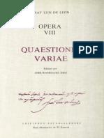quaestiones-variae