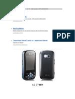Lg Pc Suite Para Lg Gt360 o Ks360
