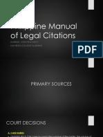 philippine-manual-of-legal-citations.pptx