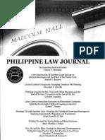 Karen Jimeno_PLJ Article_Labor Laws