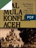 Asal Mula Konflik Aceh- Dari Perebutan Pantai Timur Sumatra Hingga Akhir ... by Anthony Reid