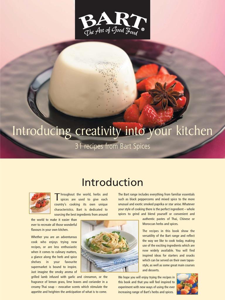 Bart recipe book curry thai cuisine forumfinder Choice Image