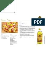 Potato Pizza