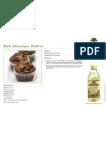 Rich Chocolate Muffins