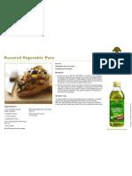 Roasted Vegetable Pate